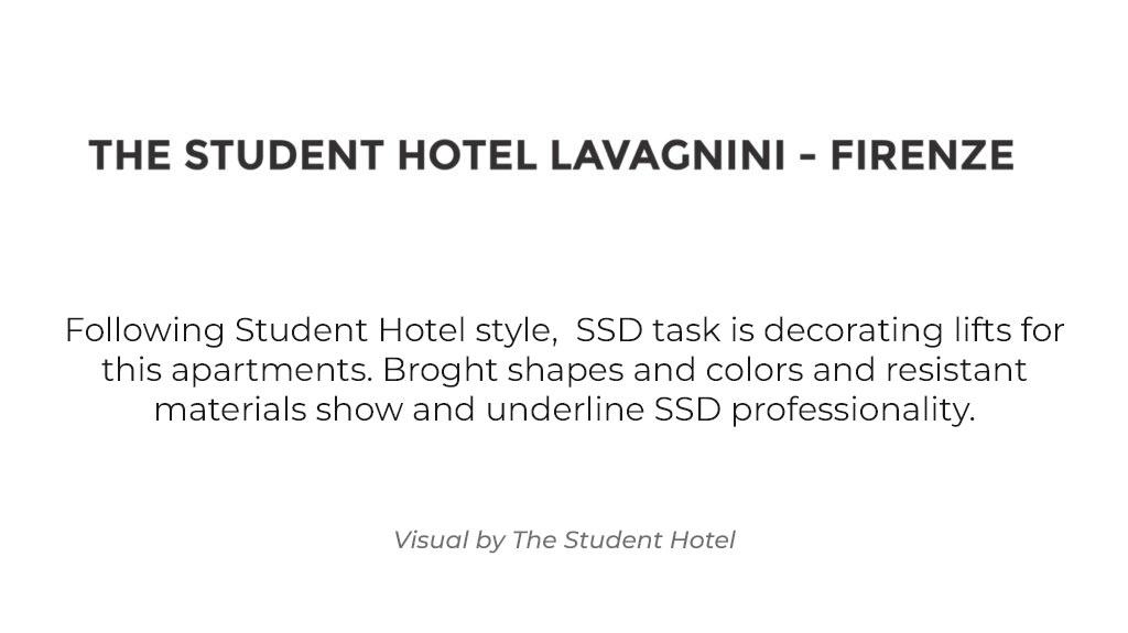 STUDENT HOTEL LAVAGNINI